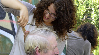 """""""Eine haarige Angelegenheit"""" – <br>Die Haarschneiderei in der Badischen Zeitung"""